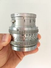 Kodak TV Ektanon 50mm f1.9 Lens Cell Taylor Hobson Cooke Dallmeyer