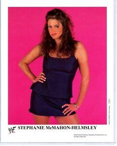 WWE-STEPHANIE-MCMAHON-P-662-AUTHENTIC-LICENSED-8X10-PROMO-PHOTO-VERY-RARE