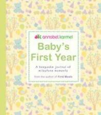 Baby's First Year: Memories for Life by