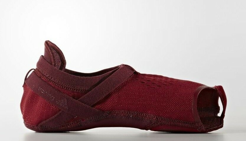 ADIDAS CrazyMove Studio Yoga Dance Barre Training shoes Red Womens Size 8.5 9.5