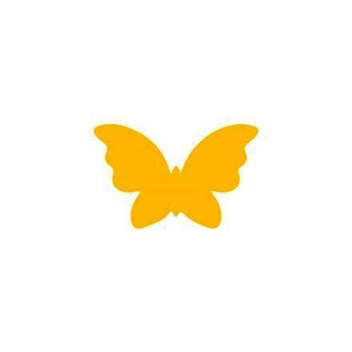 Großer Motivlocher Stanzer Punch 2,5cm Butterfly Schmetterling  Kreativ Basteln