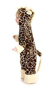Infant-Toddler-BABY-GIRAFFE-Jumpsuit-Safari-Animal-Romper-Halloween-Costume