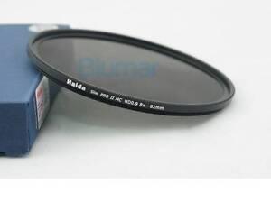 Haida 3 stops Haida Slim PROII Multi-coating ND 0.9 (8x) 3 stop Filter 82mm