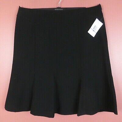 Sk14109- Nuova Con Etichetta Jones Wear Donna Poliestere Pannelli A Trapezio
