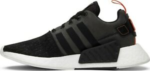 25a465ad11c6c adidas NMD R2  Future Harvest  Men s Running Shoes CG3384 Black sz ...