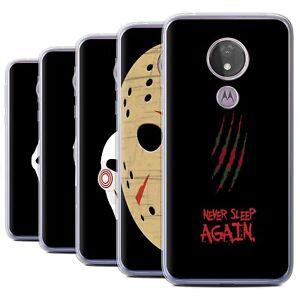 Gel-TPU-Case-for-Motorola-Moto-G7-Power-Horror-Movie-Art