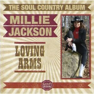 MILLIE-JACKSON-LOVING-ARMS-THE-SOUL-COUNTRY-IMPORT-CD-WITH-JAPAN-OBI-F56
