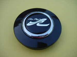 "BOSTON WHALER BOAT STEERING WHEEL CENTER CAP /& EMBLEM NEW 2-1//2/"" INSIDE DIAMETER"