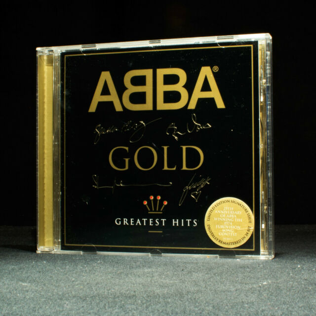 ABBA - Gold - Greatest Hits - music cd album