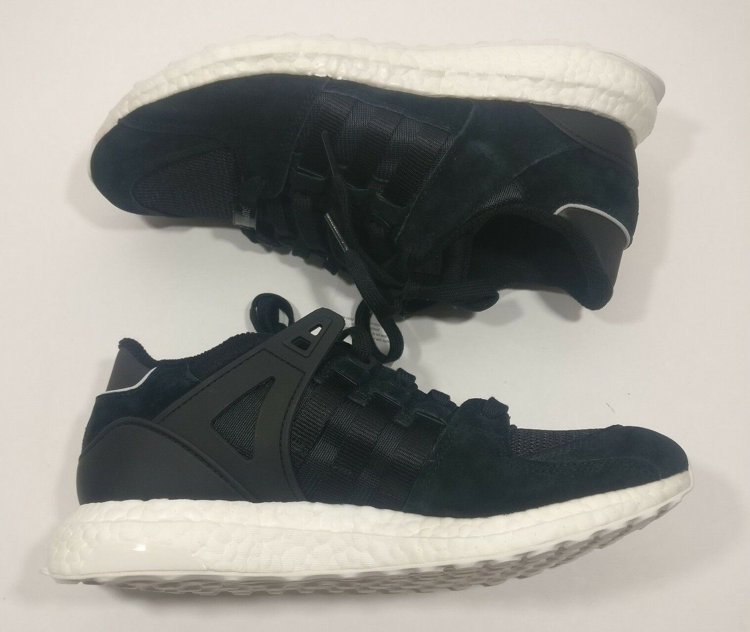 Mens Adidas EQT Support Ultra Boost Sole 93 16 OG Black Laces Size 7.5 (BY9148)