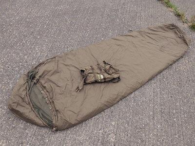 #8 Carinzia Mummie Sacco A Pelo Verde Oliva Tropicale 200 Survival Con Zanzare Rete -918 --mostra Il Titolo Originale