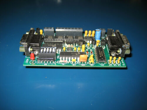 RS-232 Stackable Card Weeder Technologies WTAIN-M Analog Input Module