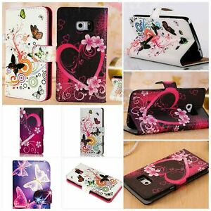 PU-Leather-Design-Wallet-With-Card-Slot-For-ALL-Samsung-Galaxy-Apple-iphone