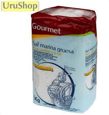 F93 GOURMET COARSE SEA SALT: SAL GRUESA 1KG BAKE IN SALT/COCINAR A LA SAL