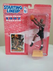 1997 Tim Hardaway Starting Lineup Sports figure SLU NBA Miami Heat rare New