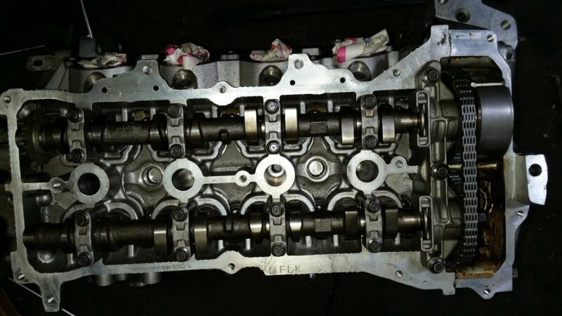 NISSAN CYLINDER HEADS / NEW & USED / RECONDITIONED