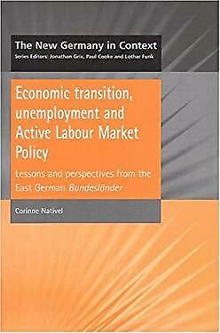 Economic Transition, Unemployment and Active Labour Market Policy-ExLibrary