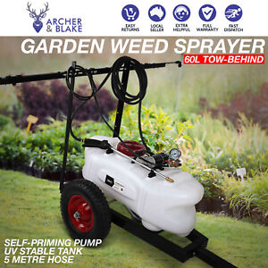 Other Farming & Agriculture Weed Sprayer 200 Litre With Boom 12 Volt.