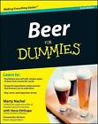 Beer for Dummies by Marty Nachel (2012, Paperback)