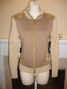 de versátiles Lauren neutros Nwt Elegante tonos suéter Ralph en gBwYpYx7qE