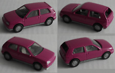 "SIKU 1010 - VW Golf 3 purpur ""Made in Germany"""