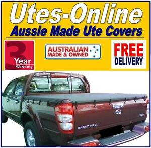 Great-Wall-V200-V240-Dual-Cab-Ute-Tonneau-Cover-2009-to-Current