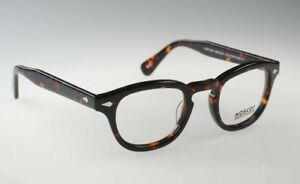 7bec425d563 Image is loading Moscot-Originals-Lemtosh-Medium-Tortoise-Brown-Eyeglasses- Style-