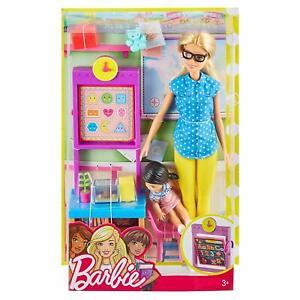 Barbie-Quiero-Ser-Masterpiece-Poupee-Blonde-avec-Accessoires-Jouet-Fille-Neuf