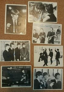 b77b3066433 Image is loading LOT-of-67-Beatles-trading-cards
