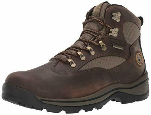 3c74e5fa36e Timberland Chocorua Trail Timberdry Mid Hiking BOOTS Brown Leather 15130 12