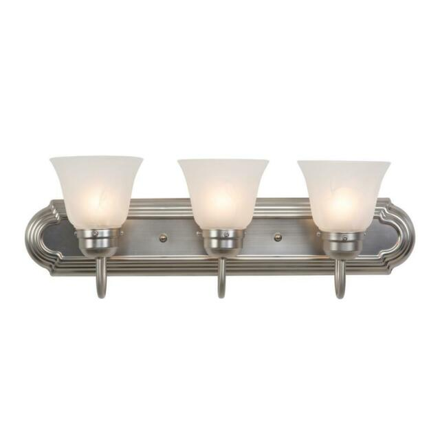 Sonneman Lighting 2812 25 3 Thin Line Bathroom Vanity Lights Satin Black For Sale Ebay
