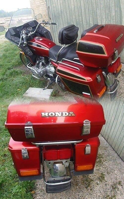 Honda, GL 1000/1100 Goldwing, ccm 1100