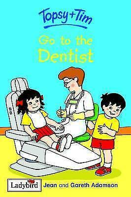 Topsy and Tim: Go to the Dentist, Adamson, Gareth, Adamson, Jean, Excellent Book