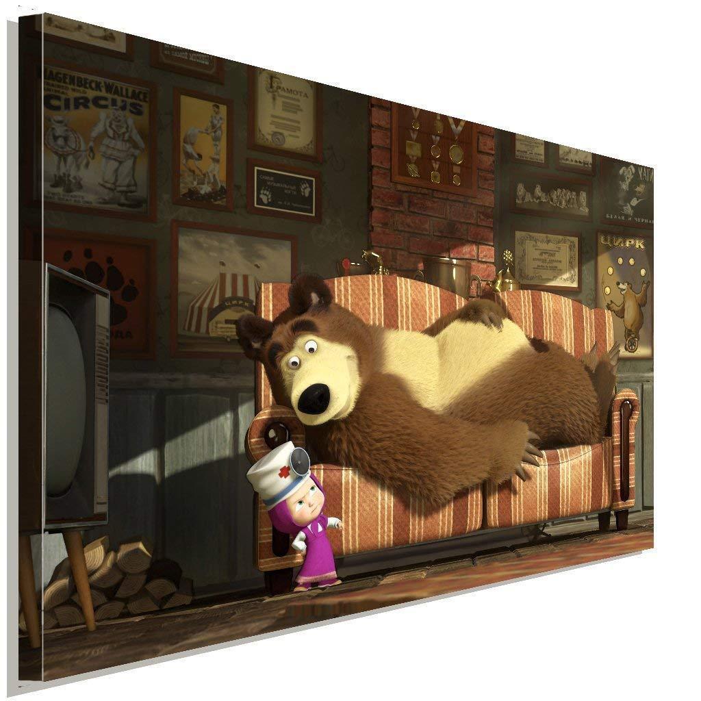 Abstrakt Risse Bild Bilder Leinwand Wandbild Kunstdruck 5 Teilig Xxl