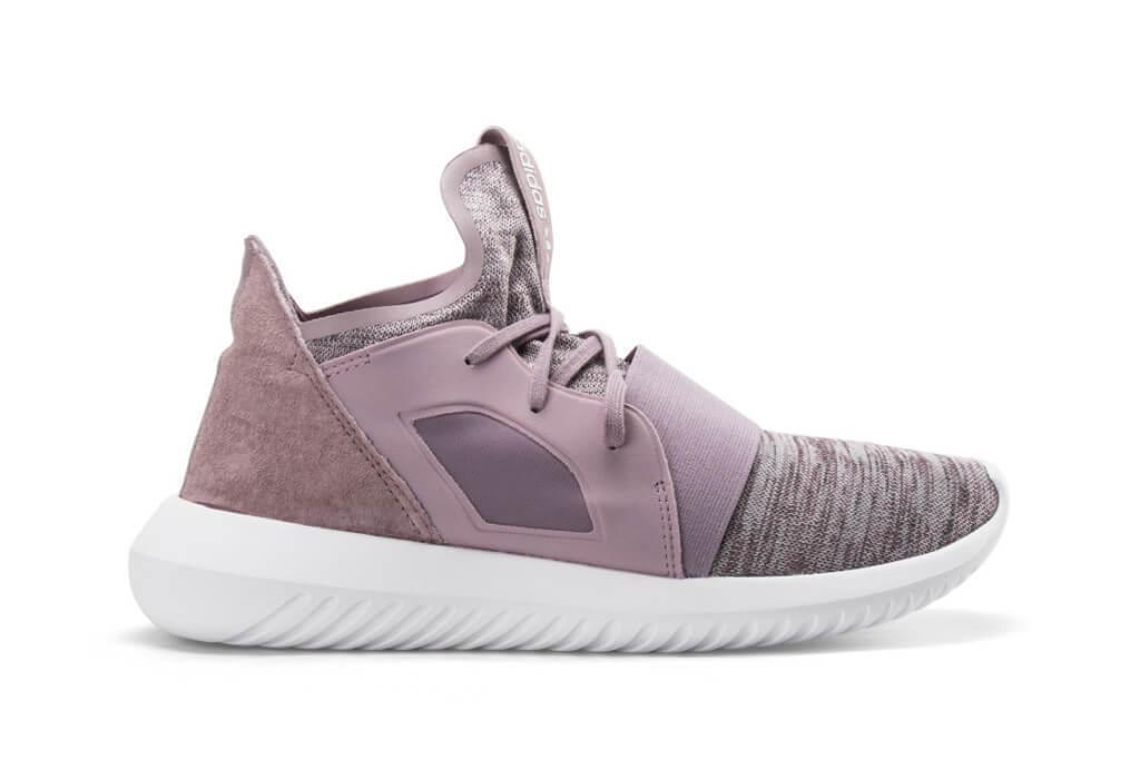 Adidas Blanch Original Tubular Defiant talla:6.5 Blanch Adidas púrpura S75252 Blanco Primeknit Raro 5b0ffa