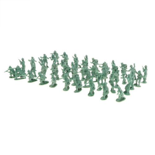 Armee Grün 100 teile lose Militär Spielzeugsoldaten Militär Modell