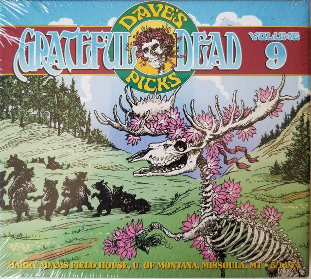 The Grateful Dead Daves Picks Volume 9 Album Review