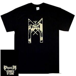 Phazm-Heathen-Icon-Shirt-S-M-L-XL-XXL-Metal-Band-T-Shirt-Official-Tshirt-New