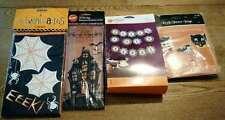 Halloween Items Meri Meri Luminaries, Martha Stewart Garland, 32 Treat Bags
