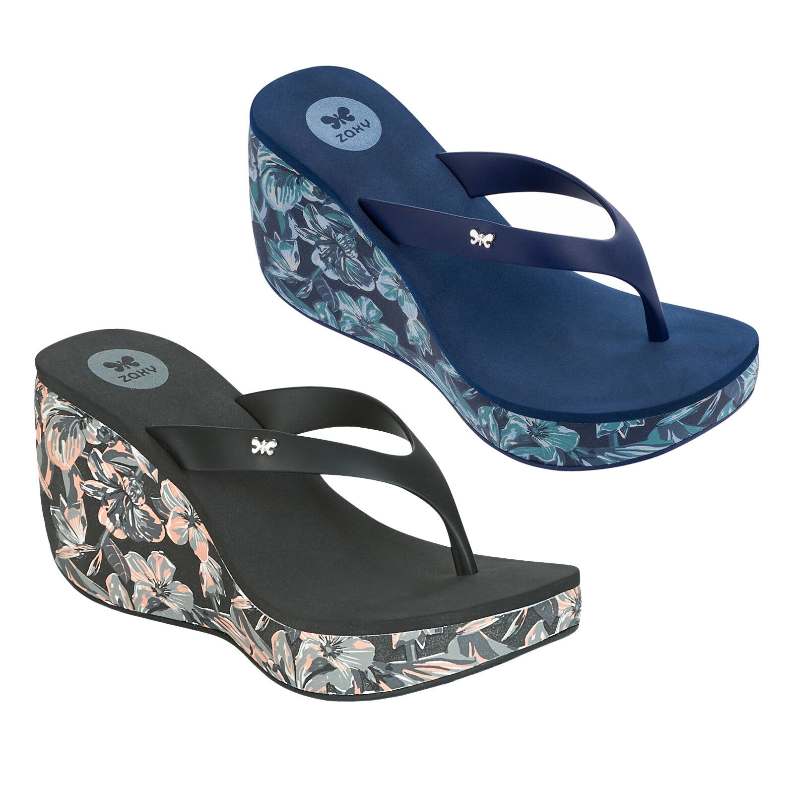 ZAXY zapatillas mujer cuña cm 8 Lipstick VI Fem Fem Fem 82296 HECHO EN BRASIL  tienda en linea
