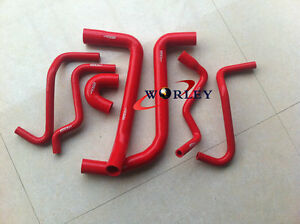 FOR-Holden-COMMODORE-VT-VX-STATESMAN-WH-3-8L-V6-L67-Silicone-COOLANT-hose