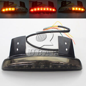 Back To Search Resultshome Lovely Brand New Clear Lens Rear Fender Edge Led Tail Light Fits For Harle Davidson Iron 883 Xl883n Xl1200n Chopped Free Shipping