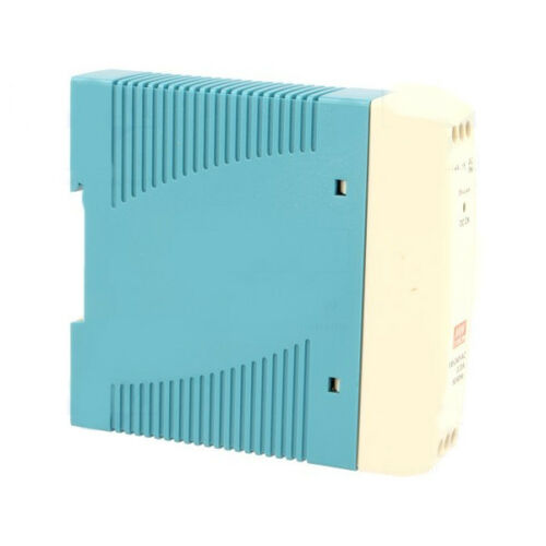2A Power Supply Unit DIN Rail Mounted 000020 Meanwell MDR-10-5 10W 5 VDC