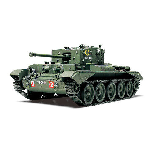 Tamiya #32529Cromwell Mk.IV British Cruiser Tank Mk.VIII, A27M 1:48 Military Min