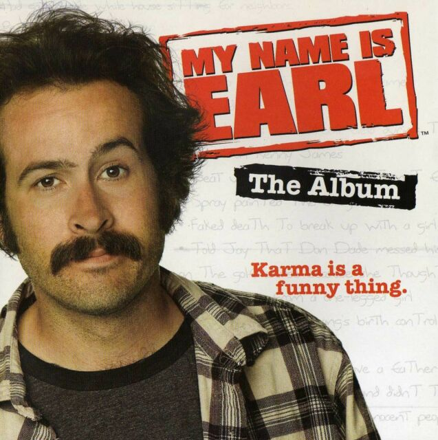 My Name Is Earl: The Album by Various Artists (CD, Sep-2006, Shout! Factory)