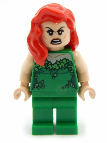 NEW LEGO POISON IVY MINIFIG figure minifigure 76117 batman dc super villain 2019