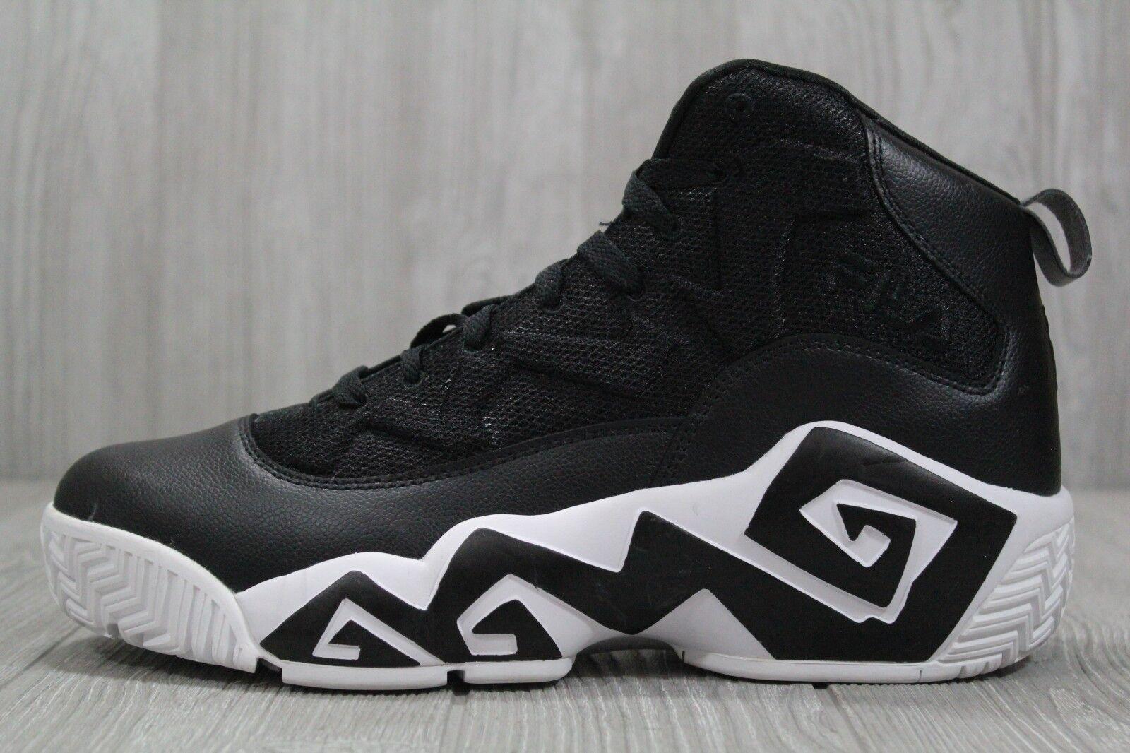 35 Fila MB Basketball shoes Limited Edition Leather Jamaal Mashburn Sz 12