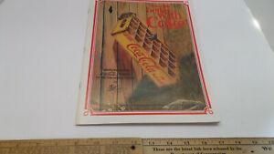 Coca-Cola Decorative Painting Patterns Book - TC-1 - Sue Bailey - 1984 Vintage!!