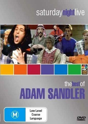 1 of 1 - Saturday Night Live Best Of Adam Sandler DVD