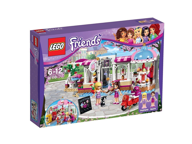 LEGO ® Friends 41119 Heartlake Cupcake-Café NEUF NEW OVP MISB